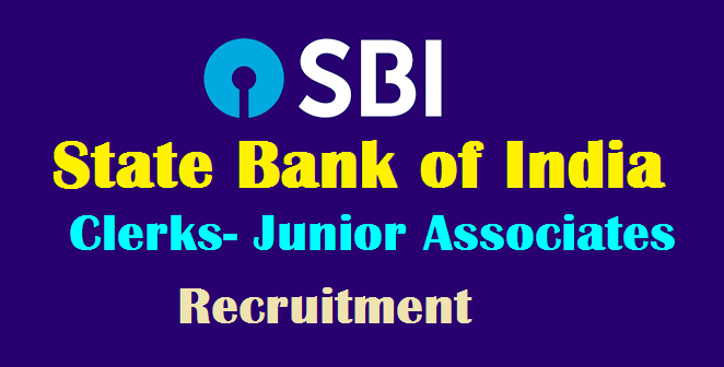 sbi bank clerk application form 2018